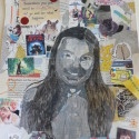 Year 6 Primary Art Project- Mixed Media Self Portraits