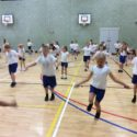 Year 2 Skipping Challenge July 2016
