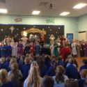 Tinsel and Tea-towels- Y1 and 2 Christmas Play