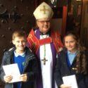 Welcome Bishop Robert Byrne