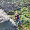 Y5 Rock climbing trip