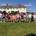 Y5 Cresswell beach trip