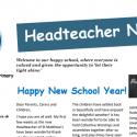 Our September Newsletter
